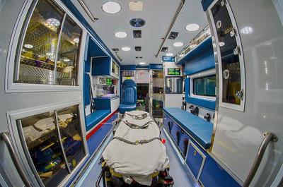 Bogota First Aid Squad Ambulance - Bogota