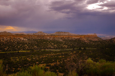 New Mexico Mesa's