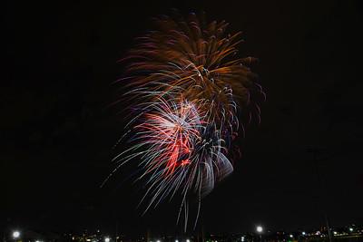 Edgewater Fireworks - June 30, 2017