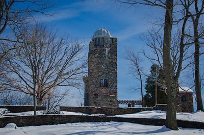 Lambert Tower - Garrett Mountain