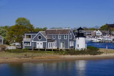 Hyannis Harbor Light - Hyannis, Massachusetts