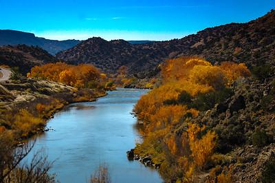 Rio Grande -Taos