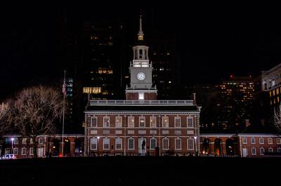 Independence Hall - Philadelphia