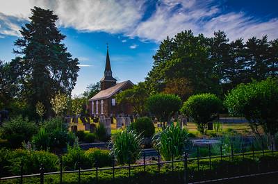Old Paramus Reformed Church - Ridgewood, New Jersey