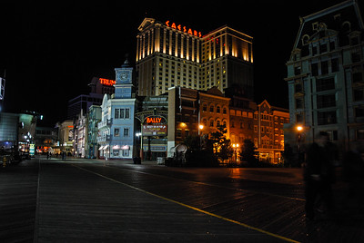 Atlantic City Boardwalk - 2013