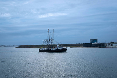 Fishing Boat - Cape May, New Jersey