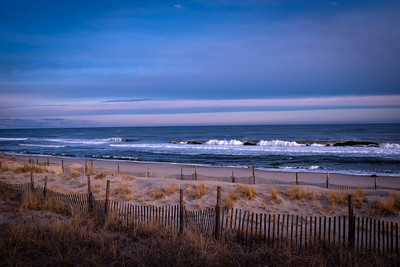 January Beach - Beach Haven