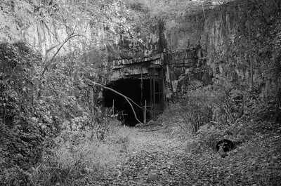New York Susquehanna and Western Railway - Abandoned Tunnel