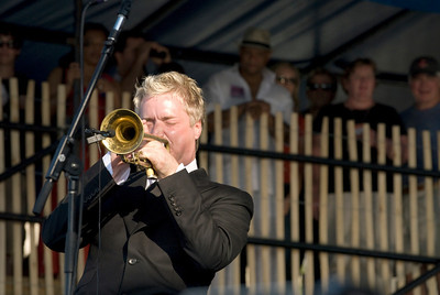 Chris Botti - Newport Jazz Festival 2010