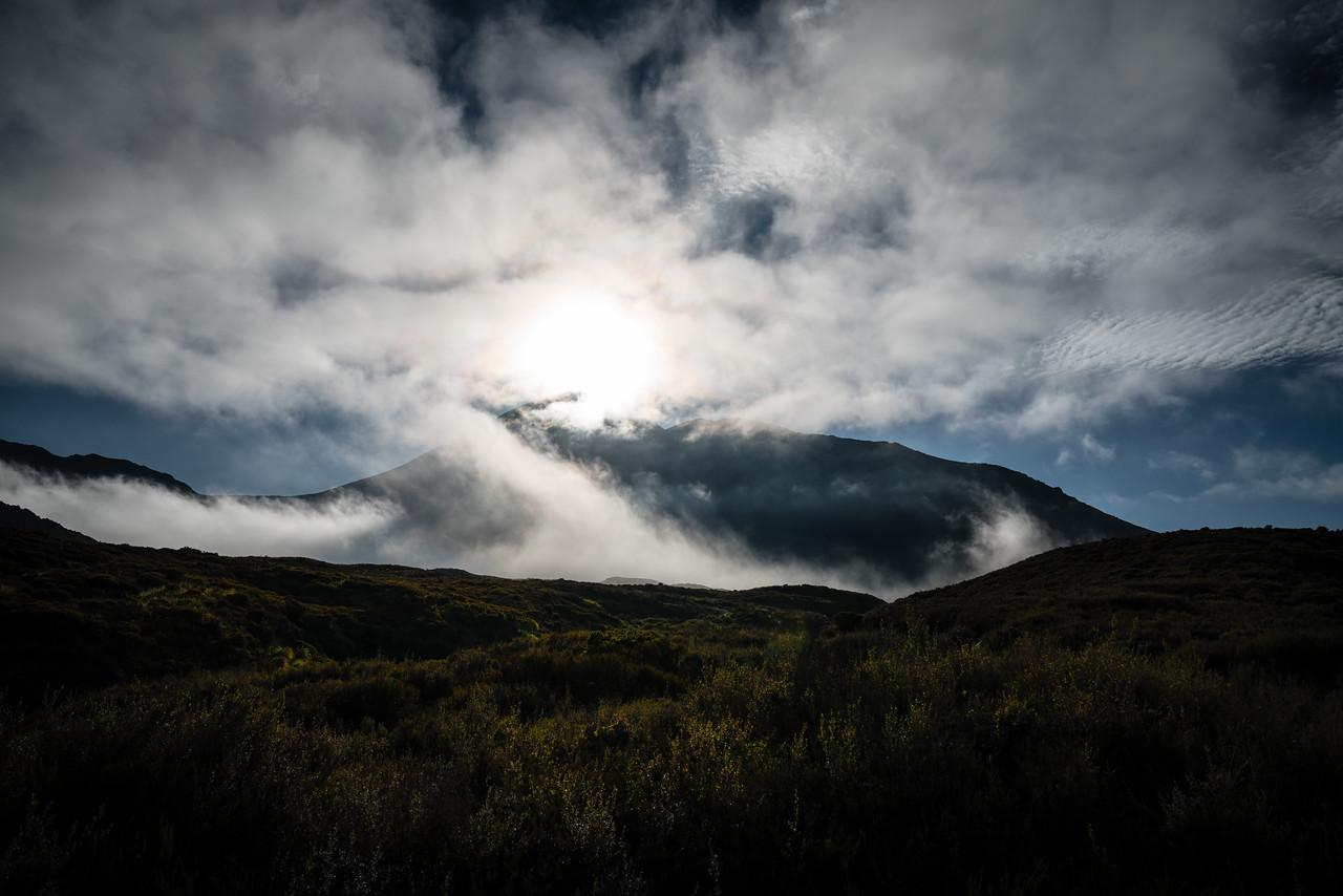 Mt. Pukekaikiore   Tongariro, NZ