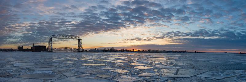 Harbor Freeze