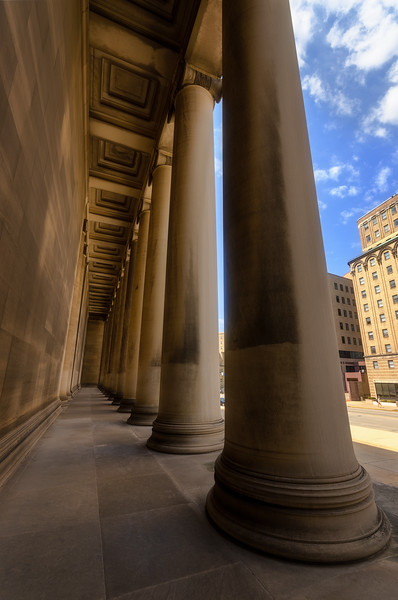 Mellon College Of Science Pillars
