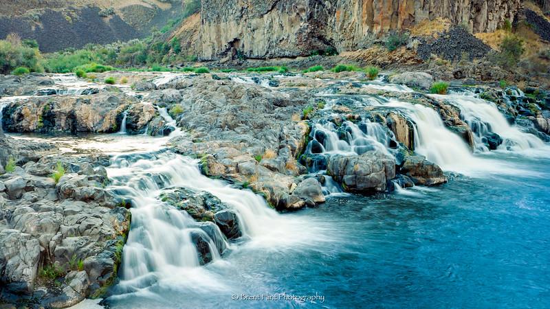 S.5206 - Upper Palouse Falls, Palouse Falls State Park, WA.
