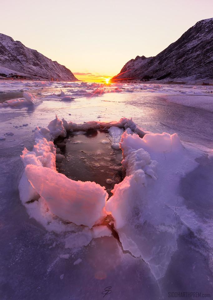 Arctic Jacuzzi