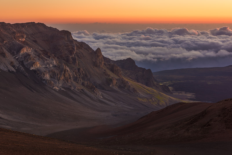 Haleakala Dawn