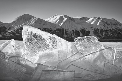 Ice & Mountain