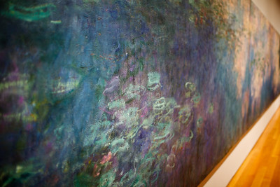 Water Lilies (1914-1926), Claude Monet, Museum of Modern Art