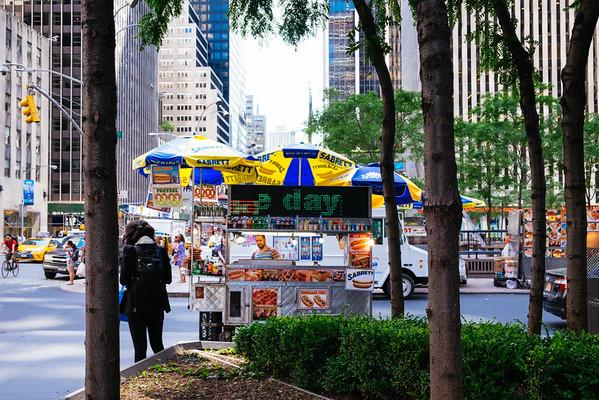 New York City III