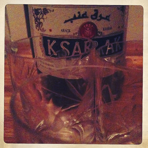 Iranian Vodka very good