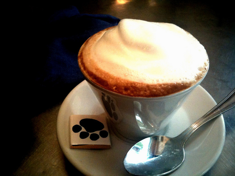 Best cappuccino ever (sorry Starbucks!)