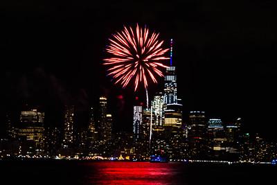 Heritage of Pride Fireworks - June 25, 2017