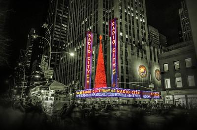 Radio City Music Hall - New York City