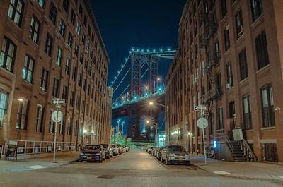 Manhattan Bridge - DUMBO