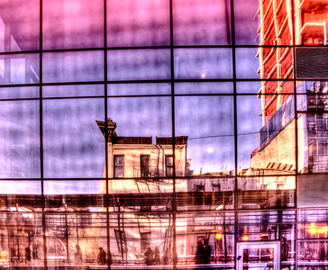 Reflecting on the Changing New York City