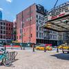 Greenwich Village Street Scene