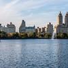 Central Park West & the Reservoir
