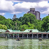 Central Park's Boathouse