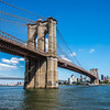 Brooklyn Bridge & East River