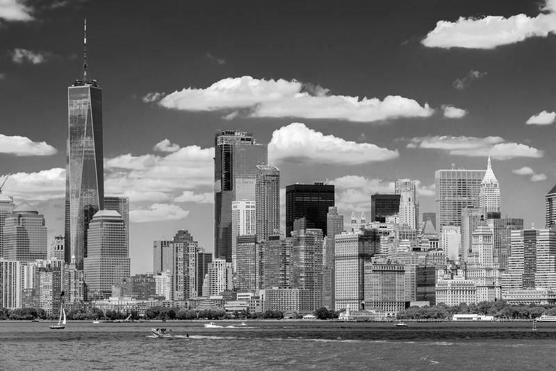Manhattan Black & White