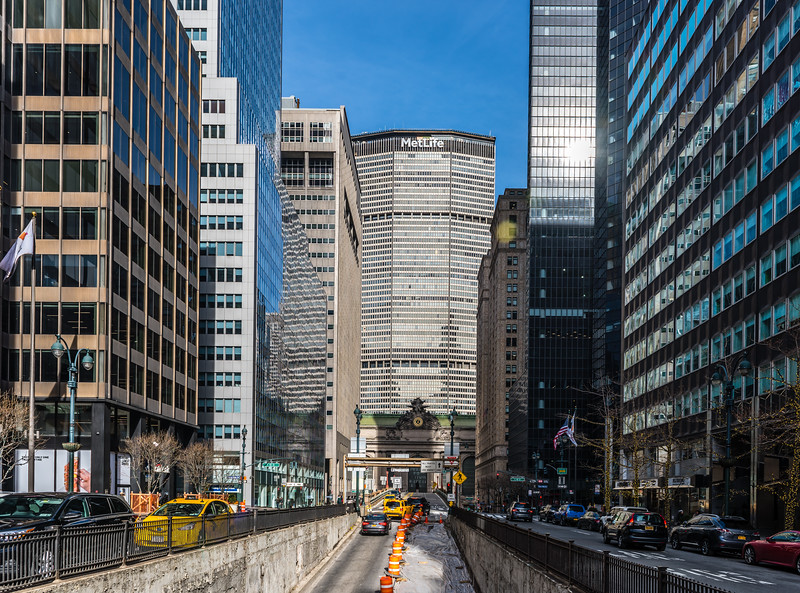 MetLife Building & Grand Central Station