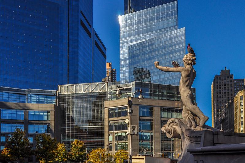 Statue Perch