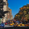 Central Park West Traffic