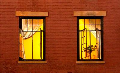 Greenwich Village Windows, NYC