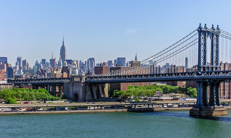 Midtown & the Manhattan Bridge