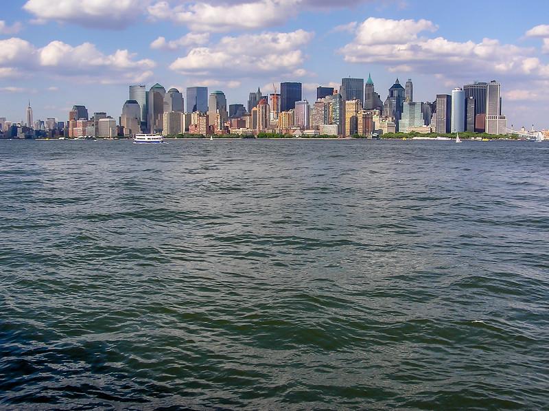 2008 View of Lower Manhattan