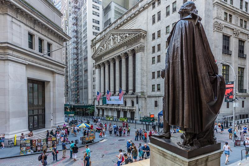 Washington's View of Wall Street