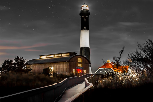 Lighthouse Smoke