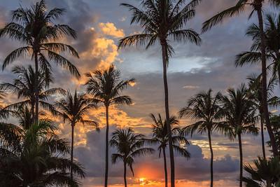 Hotel Tamarindo Diria Balcony Sunset
