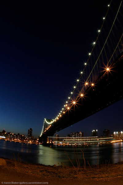 Manhattan Bridge I