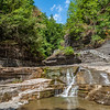 Falling Waters at Robert H. Treman State Park