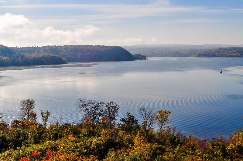 Lake George Rippling Waters