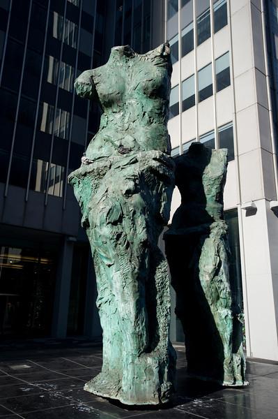 Venus de Milo statues - Jim Dine - 1989