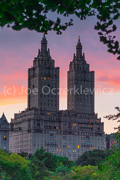 The San Remo at Twilight