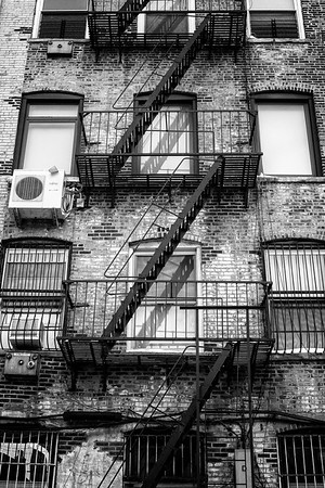 Ladders, NYC