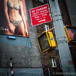Bikini street.