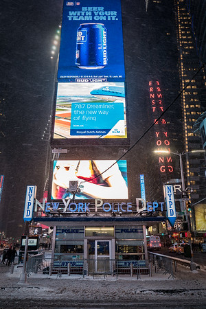 NYPD at Times Square, NYC